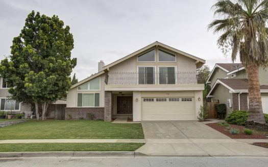 7188 Anjou Creek Circle, San Jose CA 95120